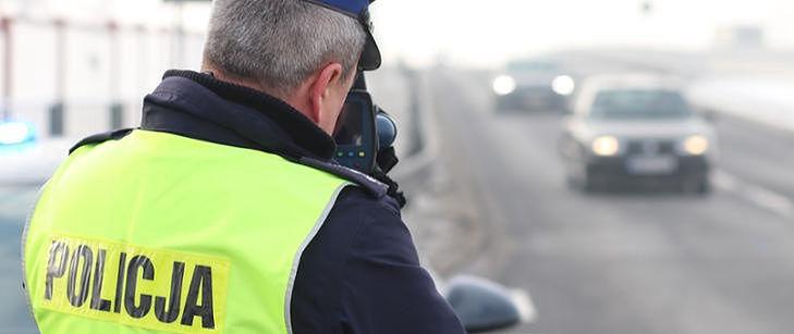 Prawo jazdy będzie można stracić także za przekroczenie prędkości poza terenem zabudowanym