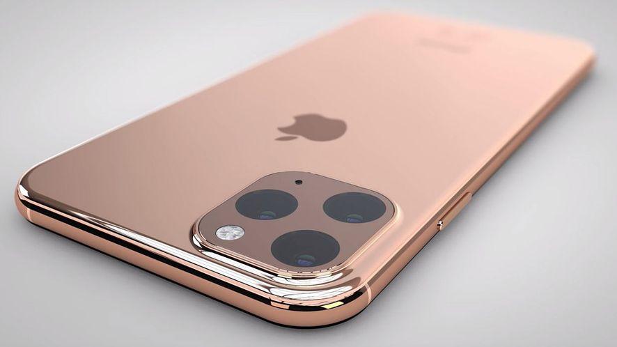 Render rzekomego iPhone'a 11 (mobilesintro)