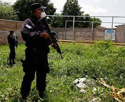 Salwador. Odkrycie w ogrodzie policjanta. Był seryjnym mordercą