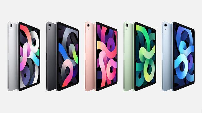 Nowy iPad Air to po prostu uboższa kopia iPada Pro