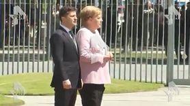 Angela Merkel się odwodniła? Lekarze komentują