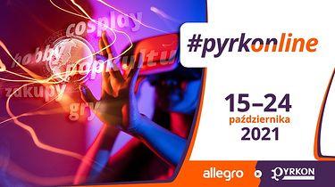 PyrkONline, czyli święto fanów fantastykirozpoczyna się już 15 października -