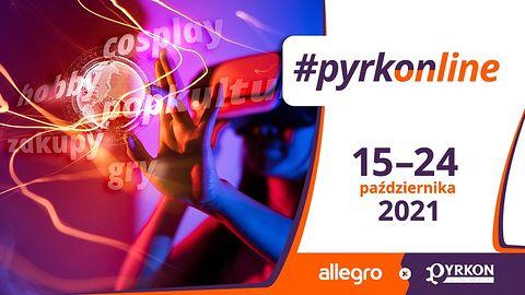 PyrkONline, czyli święto fanów fantastykirozpoczyna się już 15 października