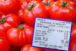 Absurdalna cena za pomidory i cukinię. Prawie 30 zł za kilo warzyw