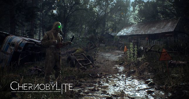 """Farm 51 z nową grą - """"Chernobylite"""". Wygląda jak spin-off """"Get Even"""""""