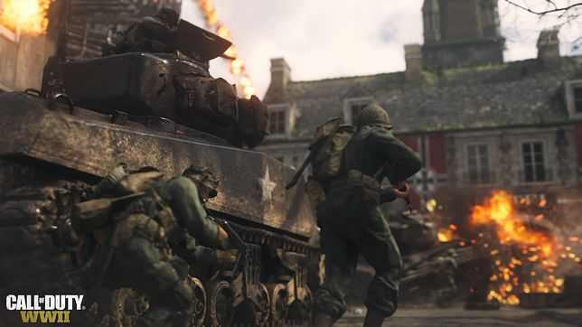 """""""Call of Duty: WWII"""""""
