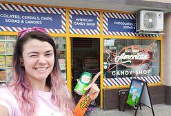 PEWEX ze słodyczami w Warszawie. Odwiedziliśmy American Candy Shop. Czym nas zaskoczył?