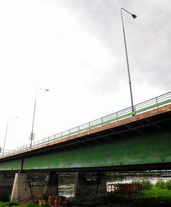 Chciał skoczyć z mostu do Wisły. Interweniowała policja