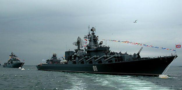 Chińsko-rosyjskie manewry w maju po raz pierwszy na Morzu Śródziemnym