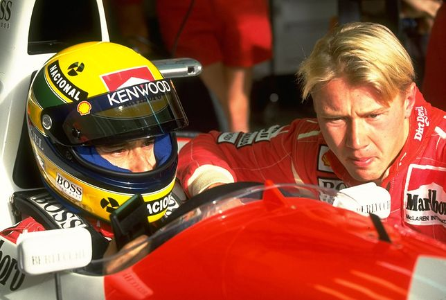 Mika Hakkinen, legenda Formuły 1, przyjedzie do Polski