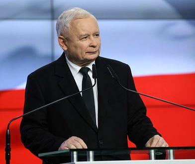 Prezes PiS Jarosław Kaczyński niemal dobę po wieczorze wyborczym podsumował wyniki głosowania i dziękował za poparcie udzielone PiS.