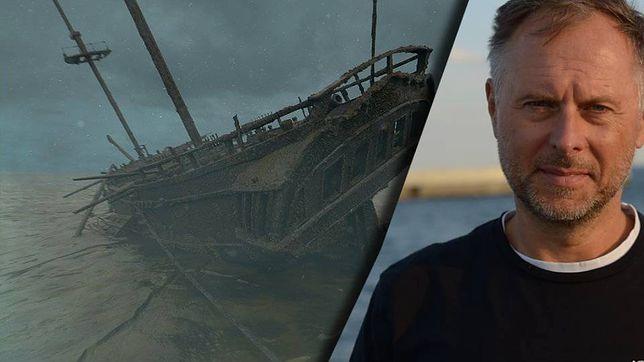 Tomasz Stachura opowiada o mrocznych tajemnicach morza