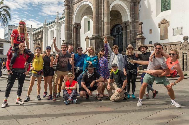 Ameryka Express – wyścig rozpoczął się w Ekwadorze. Zobacz z czym zmagali się uczestnicy!