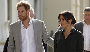 Harry i Meghan biorą się za kręcenie filmów i seriali