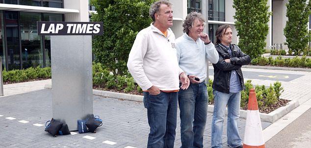 Top Gear 15: Odcinek 3