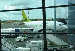 Lotnisko w Wilnie zamknięte. Wszystkie loty przekierowane