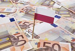 Słowa szefa EBC osłabiły euro. Złoty na tym korzysta
