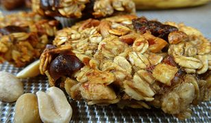 Bananowe ciasteczka owsiane. Przygotuj całą blachę