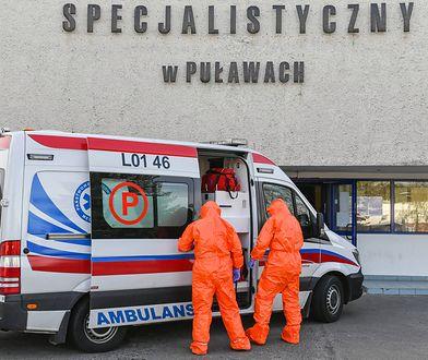 Koronawirus w Polsce. Zmarł ksiądz z Białopola