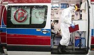Koronawirus na Mazowszu. Jest śledztwo w sprawie śmierci kierowcy karetki