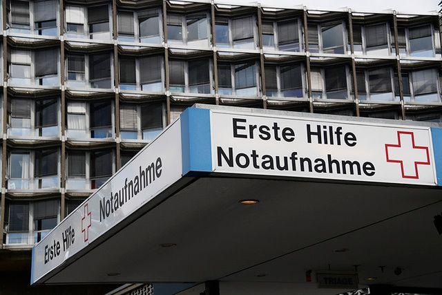 Do szpitala skierowano oddział antyterrorystyczny