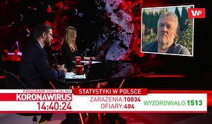 """Krzysztof Cugowski o sytuacji artystów. """"Młodsi koledzy i mniej zasobni już mają kłopoty"""""""