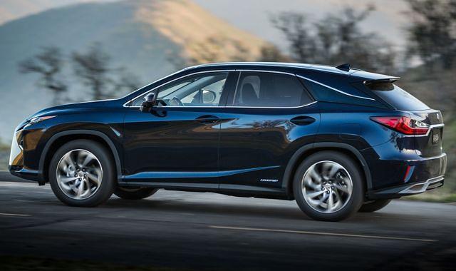 Lexus zbuduje nowego crossovera