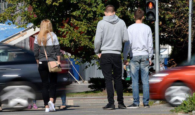 Policja zwróci uwagę na pieszych