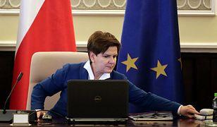 Beata Szydło: nikt nie widzi we mnie dyktatora