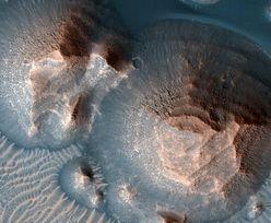 Sensacyjne wieści z Marsa. NASA pokazała zdjęcia satelitarne