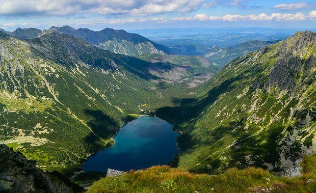 Tragiczny wypadek w Tatrach. Mężczyzna zginął na miejscu