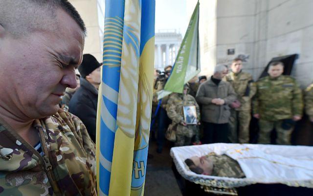 Ukraina. W walkach giną trzej żołnierze