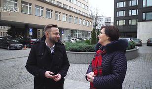 """Była premier Ewa Kopacz w """"Kto nami rządzi?"""". Oglądaj o 9:00 na WP.pl"""
