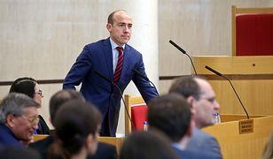 Burza w mediach po słowach Borysa Budki