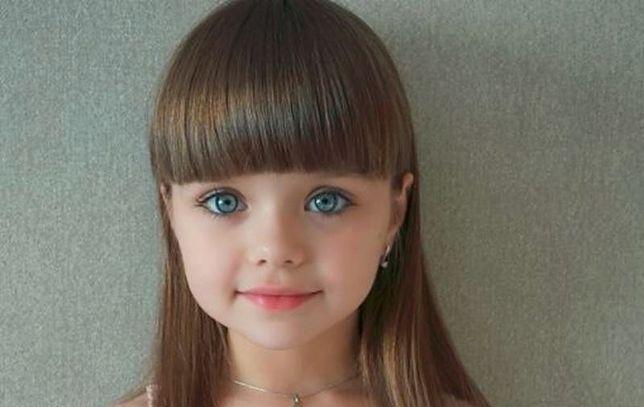 6-letnia Anastazja Knyazeva