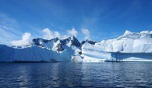 Żelazne meteoryty mogą leżeć pod lodem Antarktydy