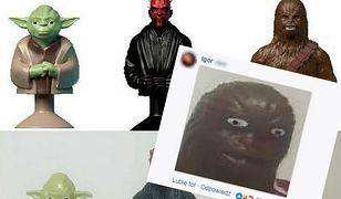 Internauci wrzucają na profilu Lidla na Facebooku własne figurki
