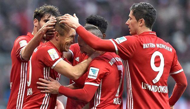 Mecz Bayernu można było obejrzeć na Facebooku