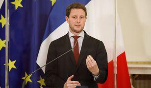 """""""Strefy wolne od LGBT"""". Francuski minister zapowiada wizytę w jednej z nich"""