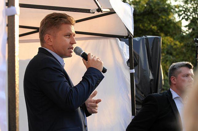Prof. Matczak zabierał głos podczas protestów przeciwko reformie sądownictwa