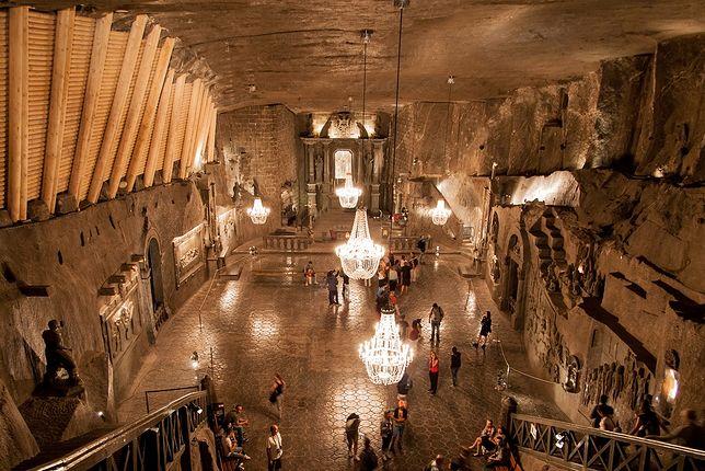 Wieliczka – najczęściej odwiedzana kopalnia na świecie