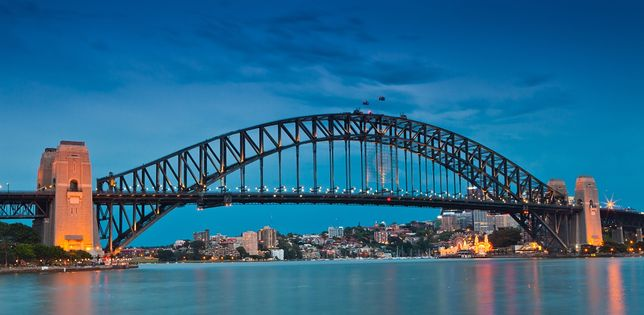 Atrakcje Sydney - Harbour Bridge