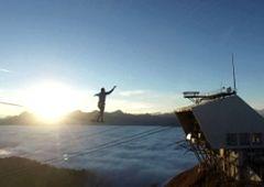 Szwajcaria - impreza Highline Extreme 2015