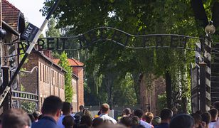 Rekord frekwencji w Oświęcimiu. Nigdy tylu turystów nie odwiedziło Miejsca Pamięci