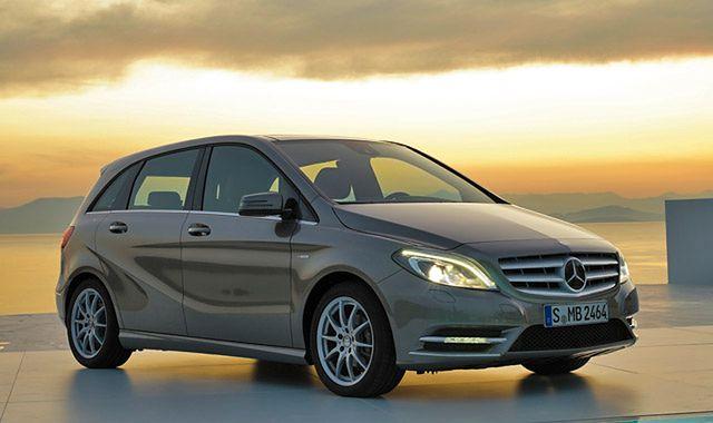 Ponad milion sprzedanych egzemplarzy Mercedesa Klasy B