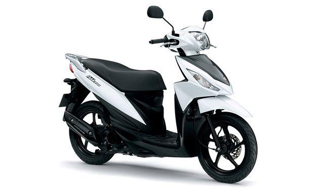 Suzuki Address w przedsprzedaży za 7900 zł