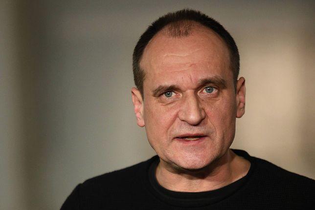 Paweł Kukiz nie pochwala postawy I prezes SN