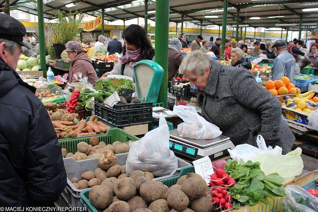 Internauta postanowił rozprawić się mitem eko-warzyw