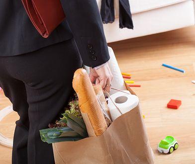 Gdyby mąż odpowiednio zarabiał, przestałaby pracować