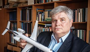 Maciej Lasek: Jeśli nie doszło do użycia fotela katapultowego, to prawdopodobne są dwa powody.